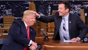Jimmy Fallon's Speech At The 2017 White House Correspondents' Dinner |  McSweeney's Internet Tendency