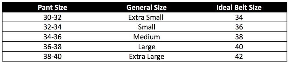 Size Conversion Cordero Man