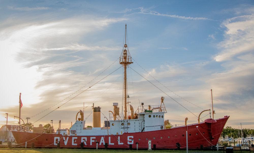 HDR - Overfalls Starboard Side At Sunset 2 - Original.jpg