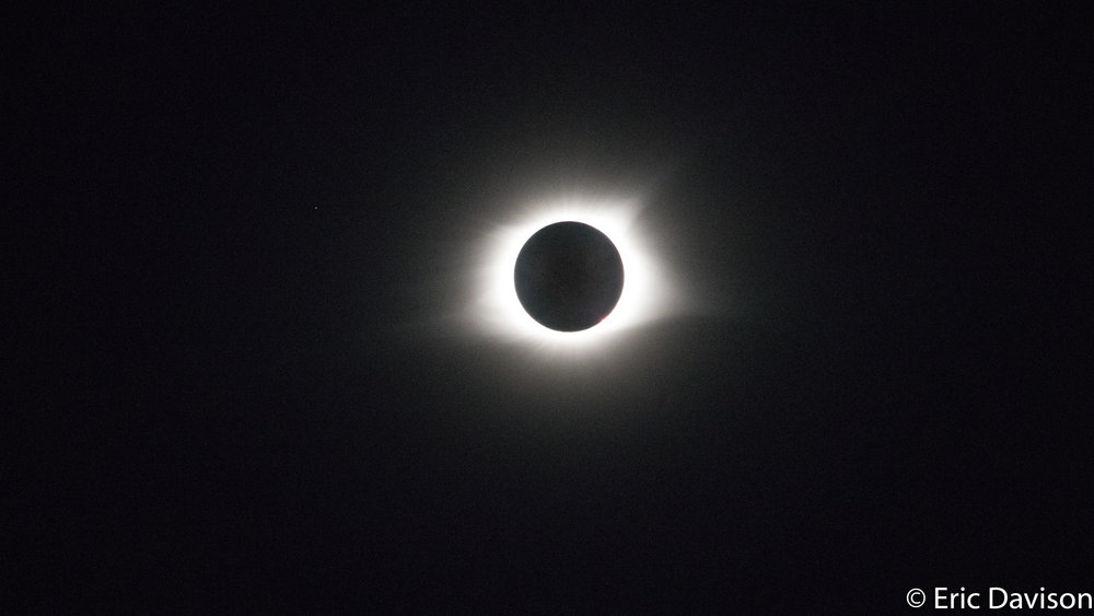 Totality 1 - 2017 Total Solar Eclipse Nashville, TN