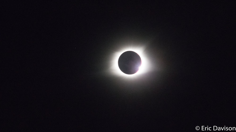 A Tiny Sun - 2017 Total Solar Eclipse Nashville, TN