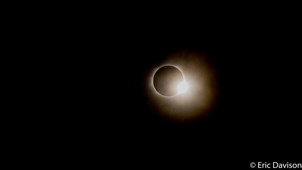 Moon Within A Sun Within A Sun - 2017 Total Solar Eclipse Nashville, TN