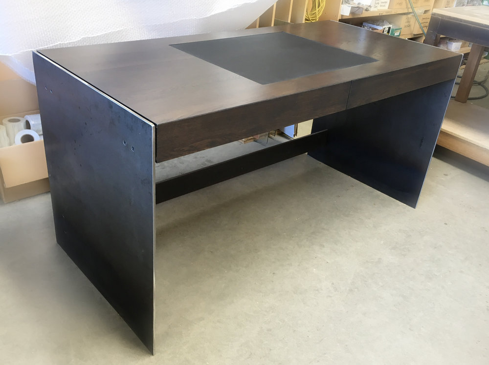 Arrowtown Mica Ridge Project  Tréology Bespoke Desk