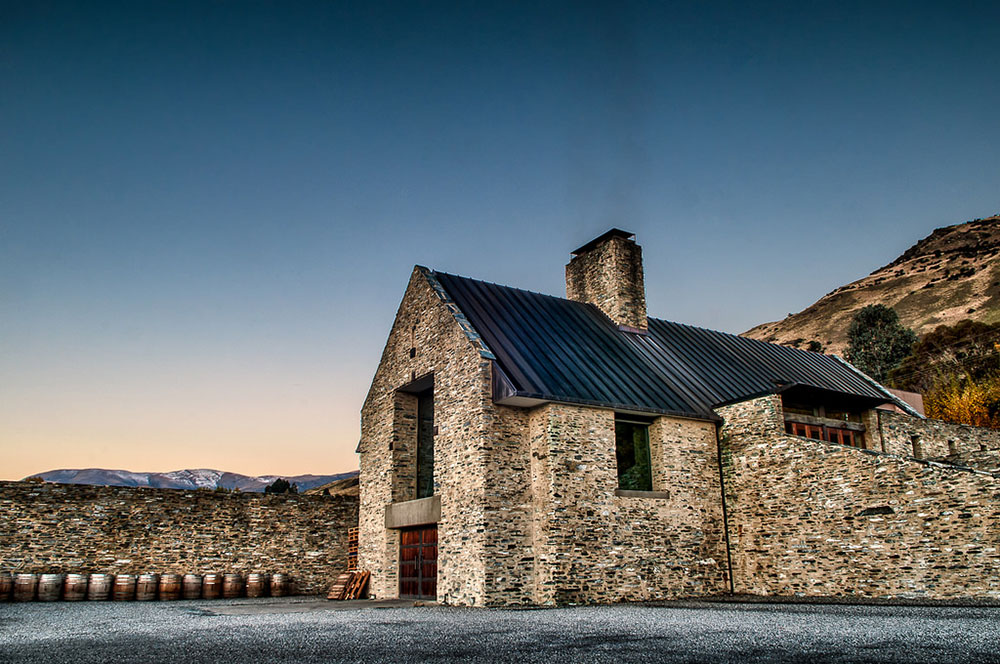 Amisfield Winery    - Image: Martin Tyler