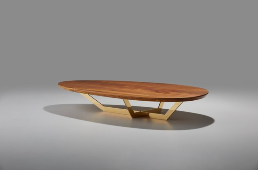 Lyzadie Flow Coffee Table by Treology in NZ