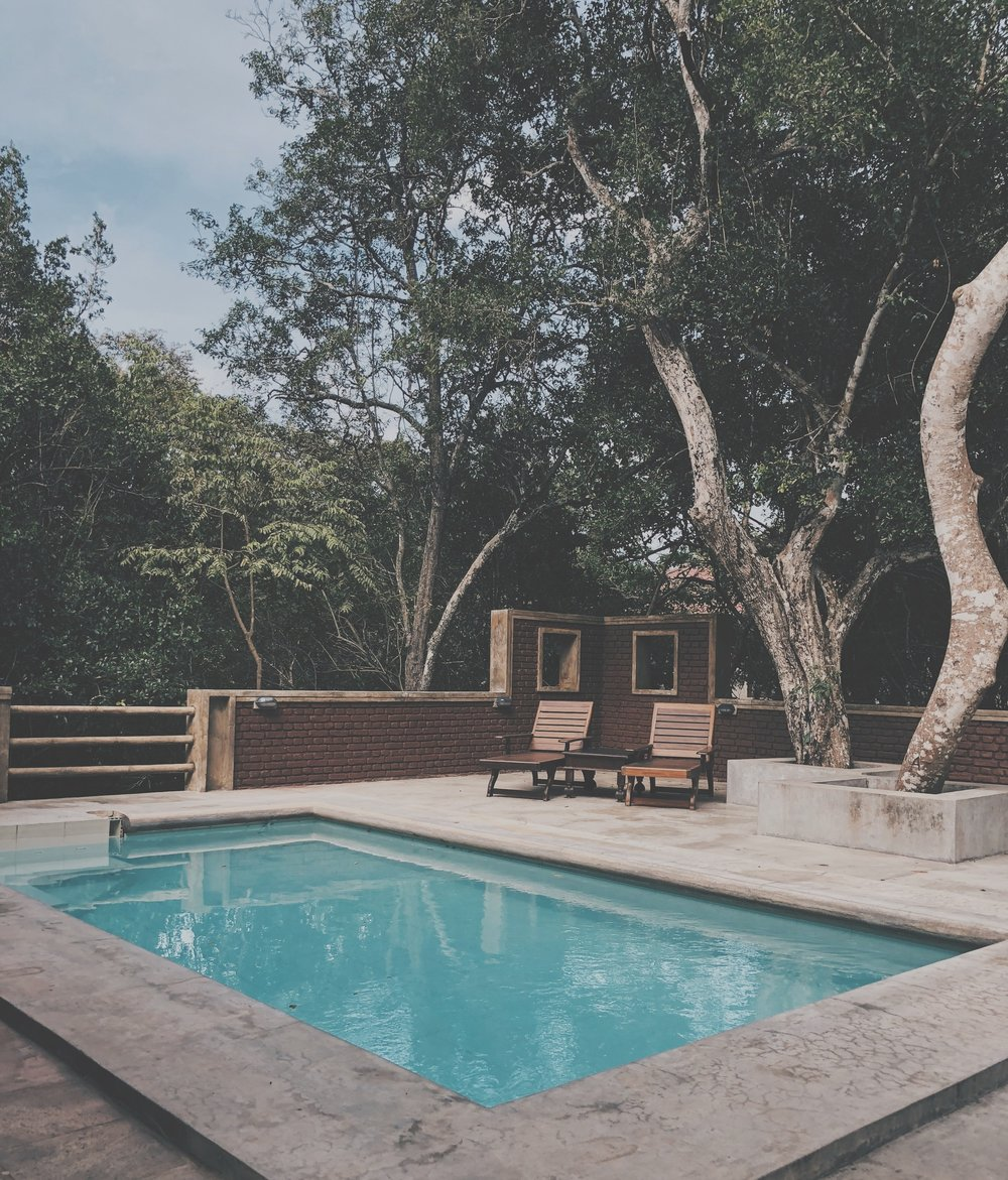 Residential Pool Service -