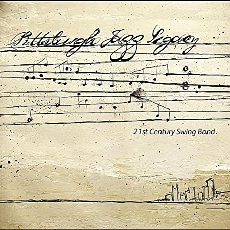 21st Century Swing Band Pittsburgh Jazz Legacy$120 - $10 monthly Sustaining gift, $120 one-time gift This recording celebrates some of the Pittsburgh musicians, composers and arrangers that have helped bring jazz into the 21st century. Tributes to Ray Brown, Erroll Garner, Art Blakey, Kenny Clarke, Henry Mancini, George Benson, Roy Eldridge, Billy Strayhorn and more by a little big band of Pittsburgh jazz notables that includes Roger Humphries, Joe Negri, John Wilson, Max Leake, Jay Ashby,Mike Tomaro and Maurenn Budway, led by guitarist and MCG Jazz's Marty Ashby.FMV $12