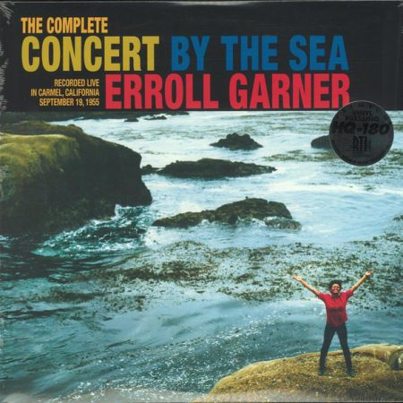 Erroll Garner  The Complete Concert by the Sea$180 - $15 monthly Sustaining gift, $180 one-time gift A best-selling must-have CD from Pittsburgh native Erroll Garner from the 1950's has been totally reworked with improved audio and another hour of music never on the original release. Co-produced by Geri Allen, the beloved, departed pianist and Director of Jazz Studies at the University of Pittsburgh.A 3-CD Box set includes :20 page booklet on the story behind this project, the remastered original 1956 release, 11 previously unissued tracks as found by the Erroll Garner Jazz Project and bonus material including announcer Jimmy Lyons and interviews with the Erroll Garner trio: Denzil DaCosta Best (drums), Eddie Calhoun (bass), and Garner himself, recorded directly after the concert.FMV $18