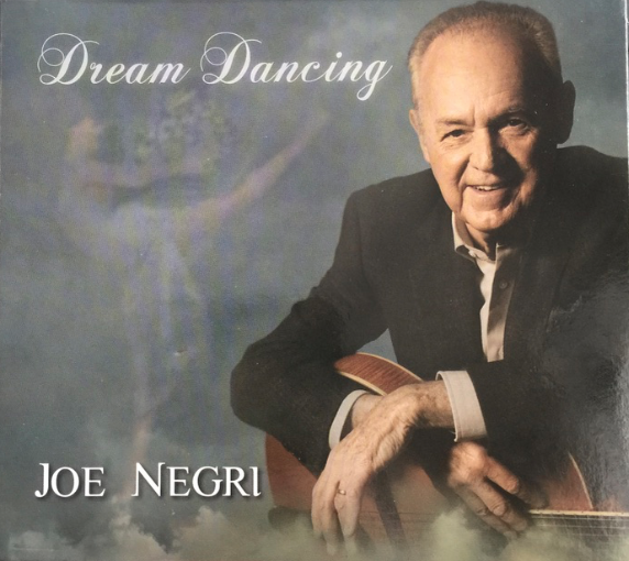 Joe NegriDream Dancing$120 - $10 monthly Sustaining gift, $120 one-time giftA masterful work from one of Pittsburgh's treasures - guitarist and educator Joe Negri, known by millions from his years on Mister Rogers' Neighborhood as
