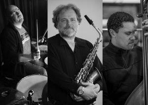David Throckmorton, Ben Opie, Paul Thompson