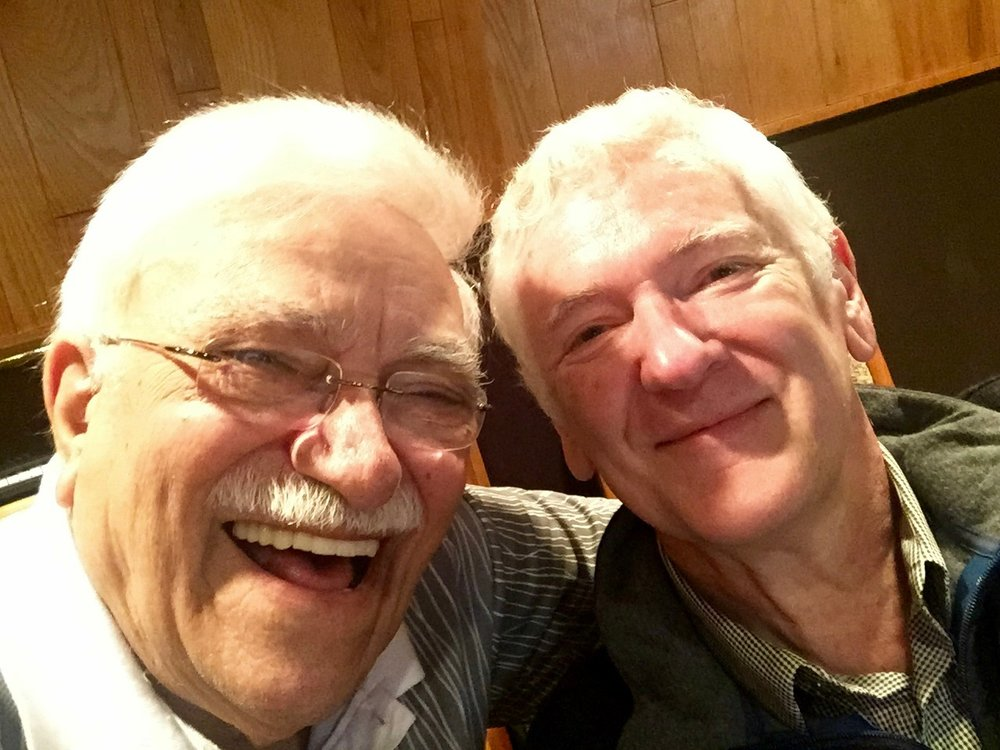 Sammy Nestico and Jim Anderson