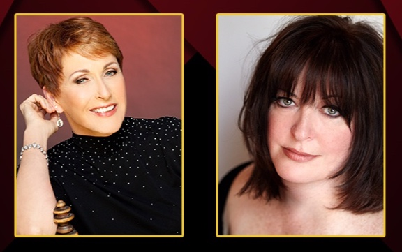 Amanda McBroom and Ann Hampton Calloway