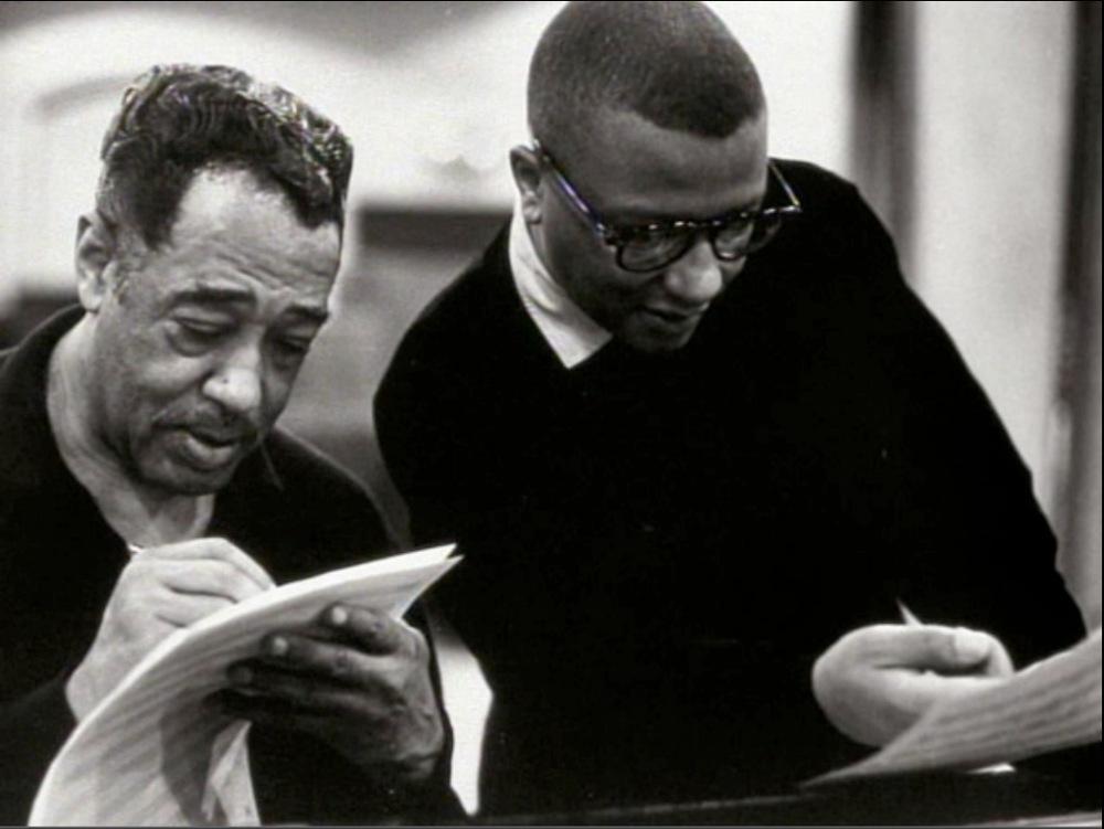 Duke Ellington, Billy Strayhorn
