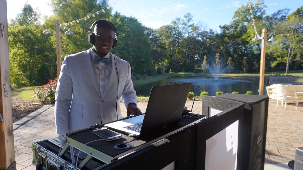 DJ Clif Jones