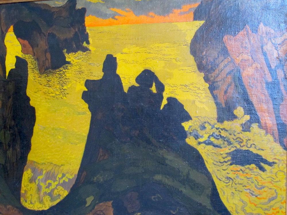 Yellow Sea,  George Lacombe