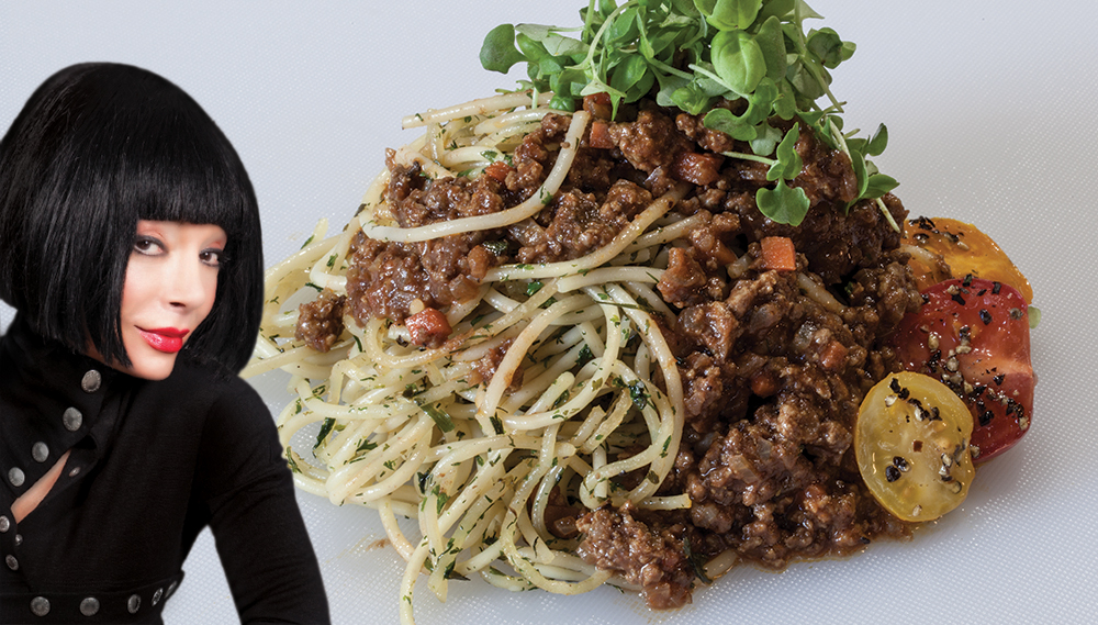 Meat Sauce Blend