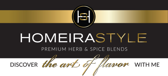 """HomeiraStyle Newsletter """"Discover the Art of Flavor with Me"""""""