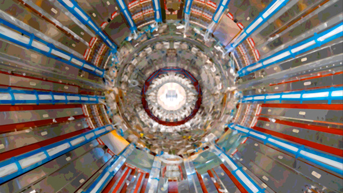 """SUPER COLLIDER"" BY TIMOTHY TOMPKINS"