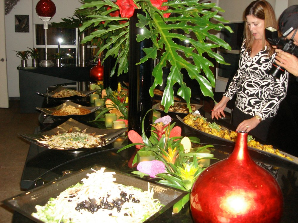 Delectable Buffet Dinner   Photo Credit: Gigi Golightly