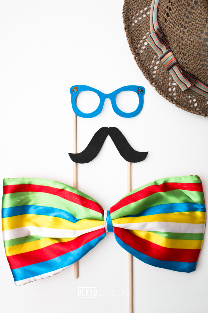 Fun Ideas For Photo Booth Props | Planq Studio