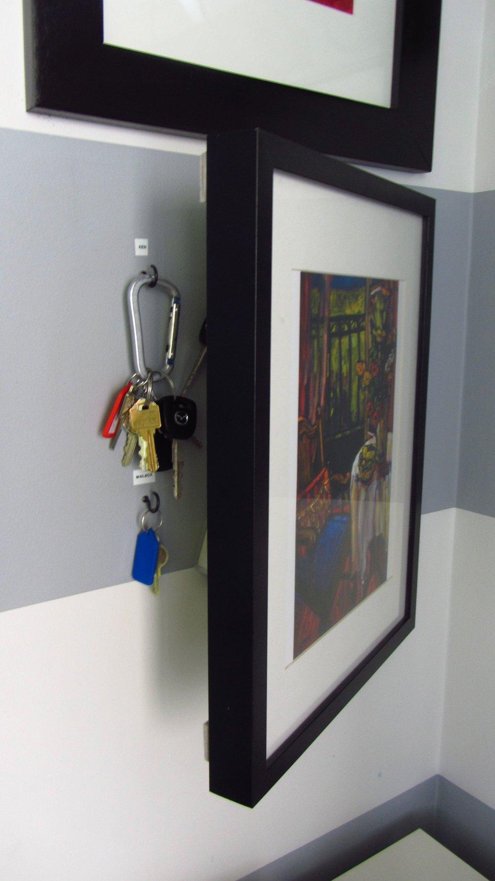 Hidden Key Storage — Planq Studio