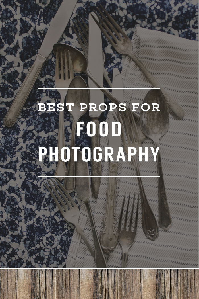Best Props For Food Photography | Planq Studio | food styling | photo props