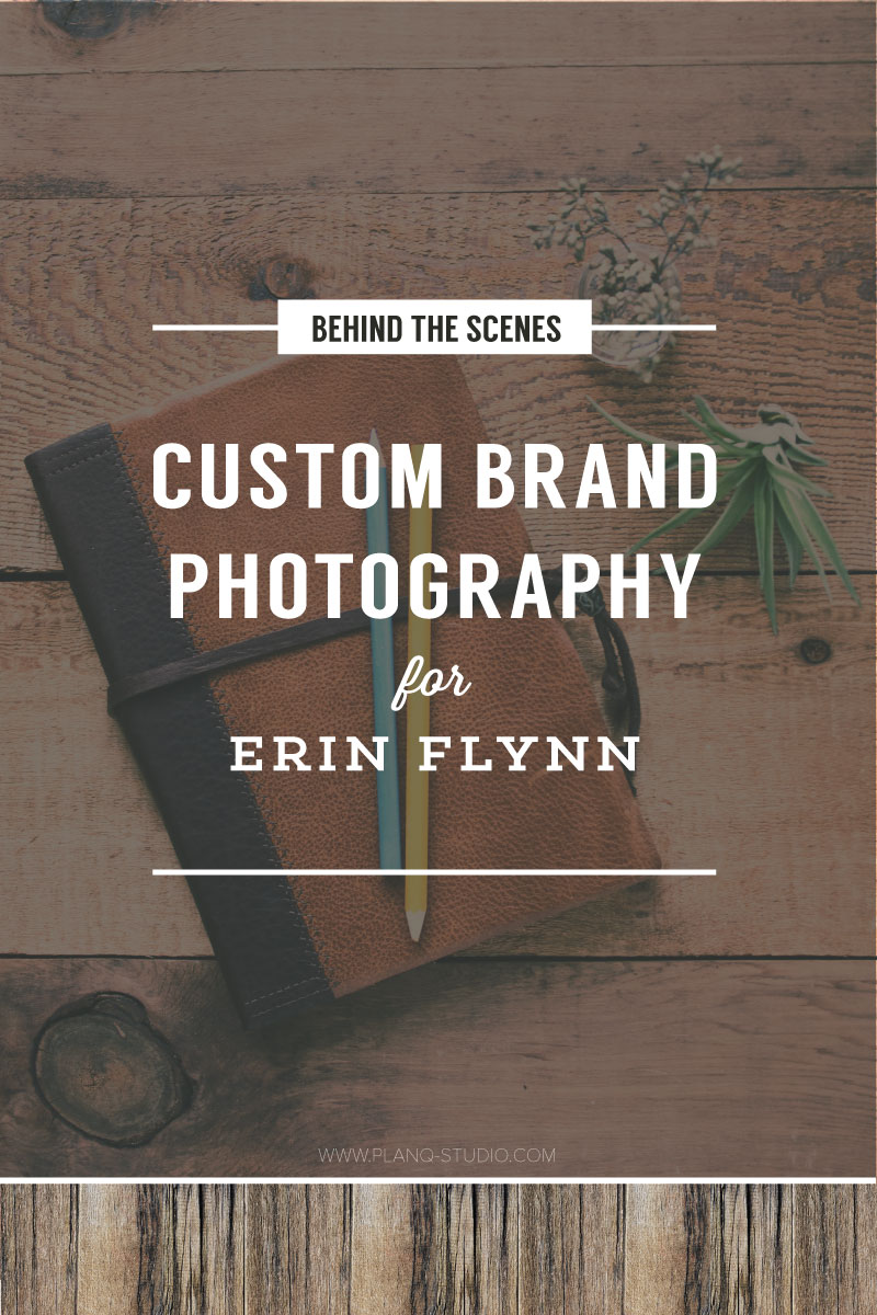 Custom Brand Photography for Erin Flynn | Planq Studio | Custom stock photos | Brand photography | Blog photography | Prop styling | Photo styling | Visual marketing