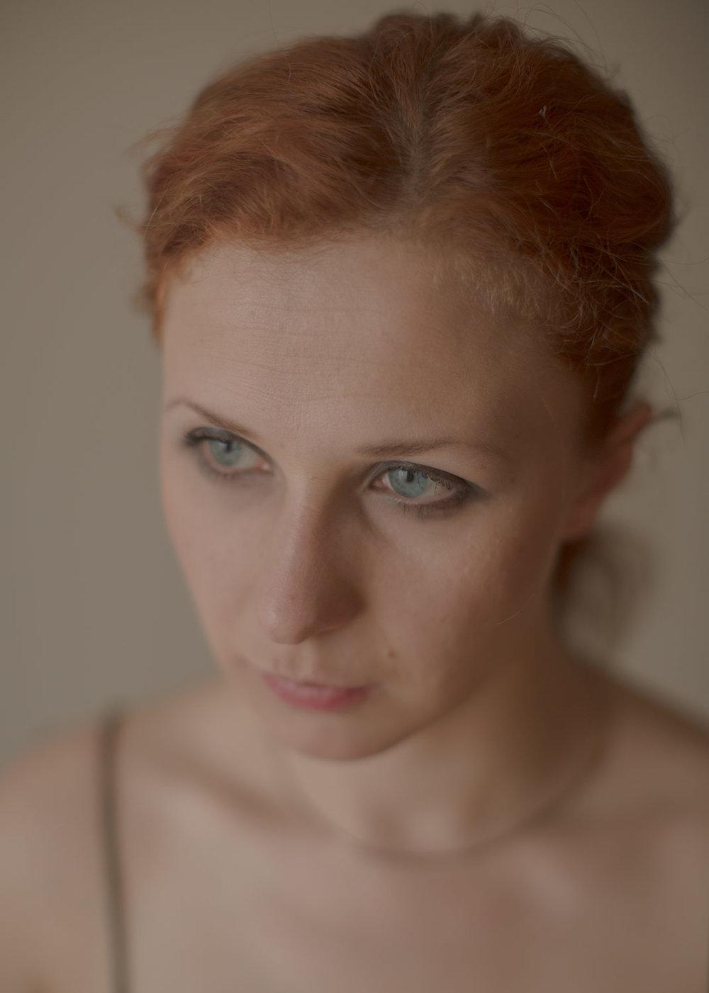 Masha Alyokhina of Pussy Riot