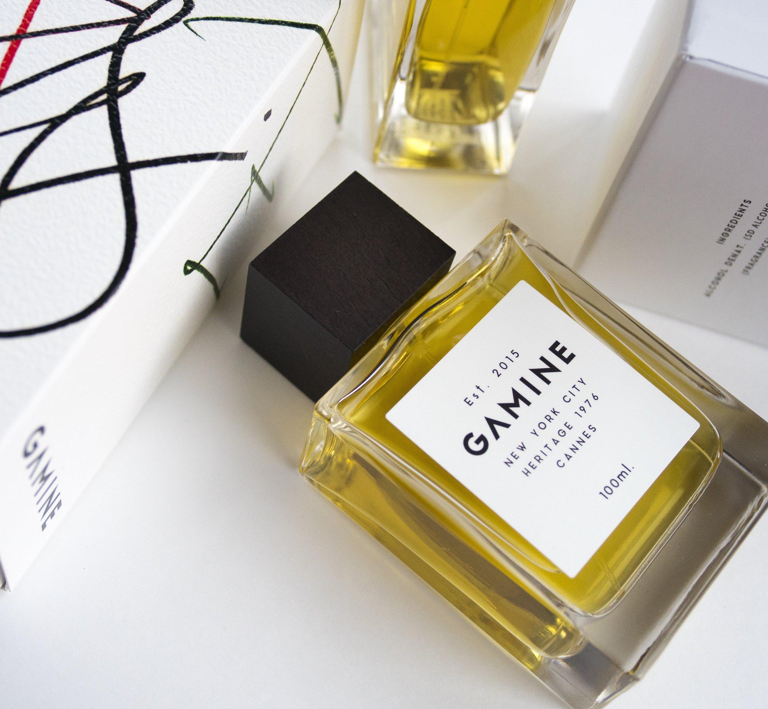 100ml Eau De Parfum Gamine Parfums New York City Paris Fragrance