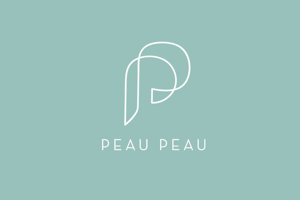 Peau Peau: Branding