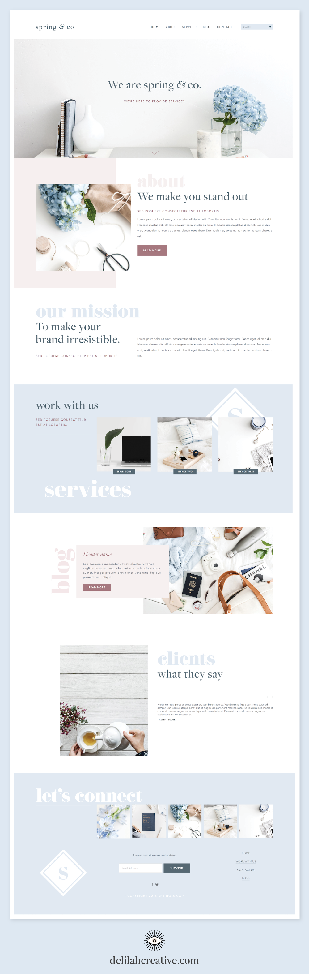 squarespace-template-service-business-spring-and-co-delilah-creative