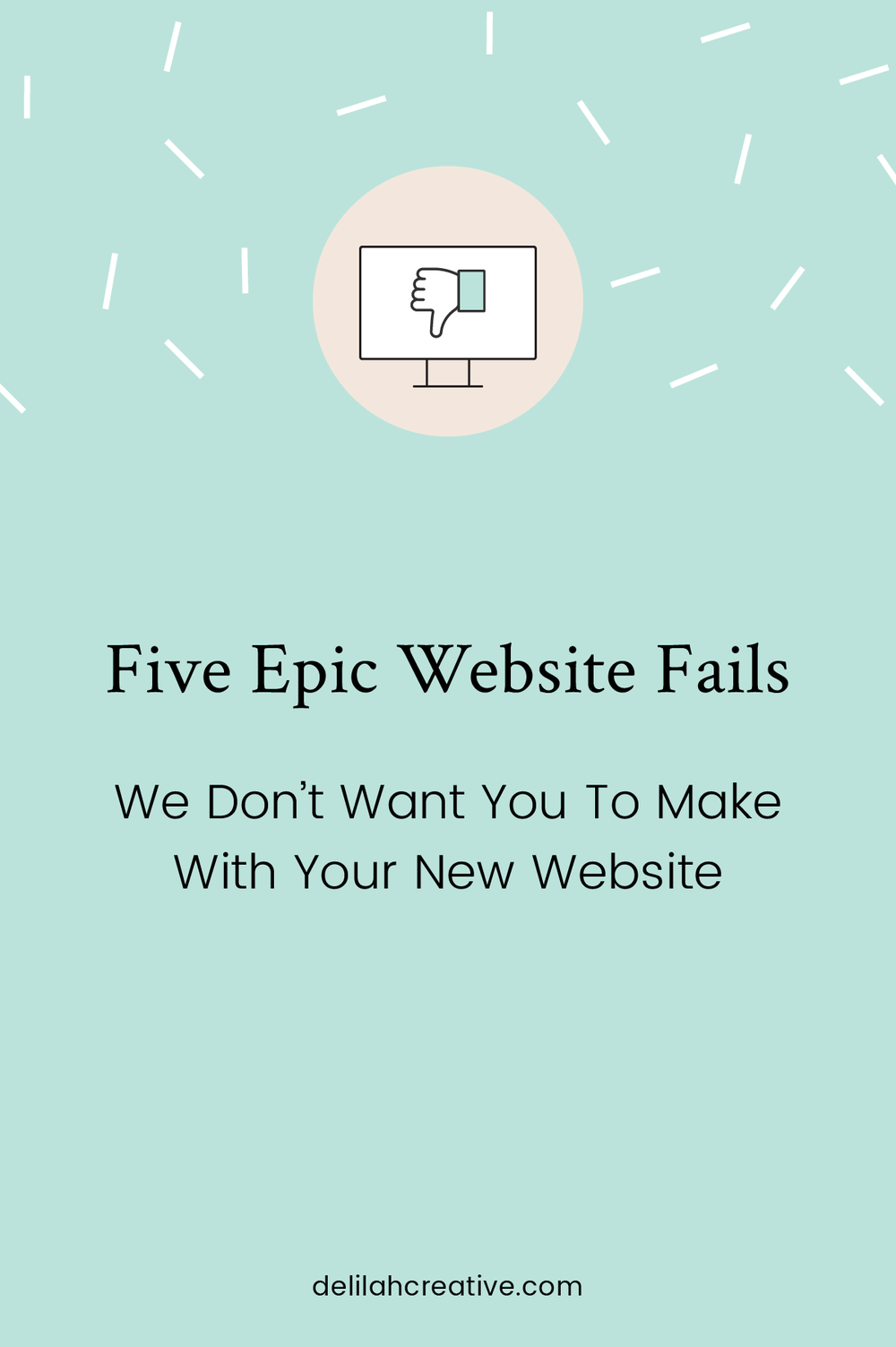 Pinterest & BlogFive Website Fails.png