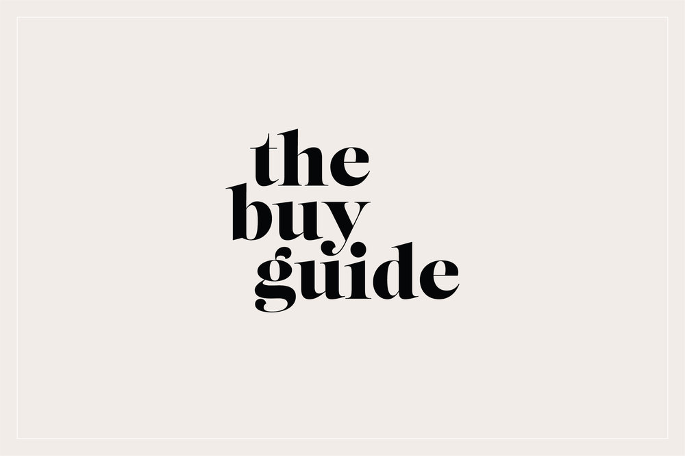 branding & website: The buy guide