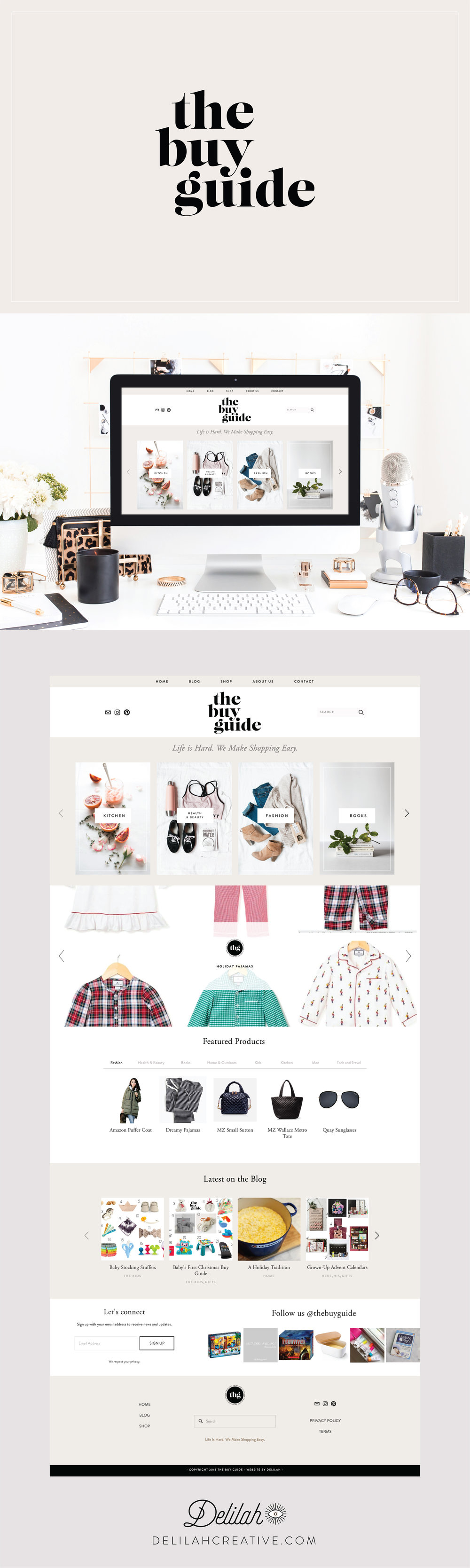 90d9e72c3d8e Delilah Creative - Squarespace and Shopify Experts and Branding ...
