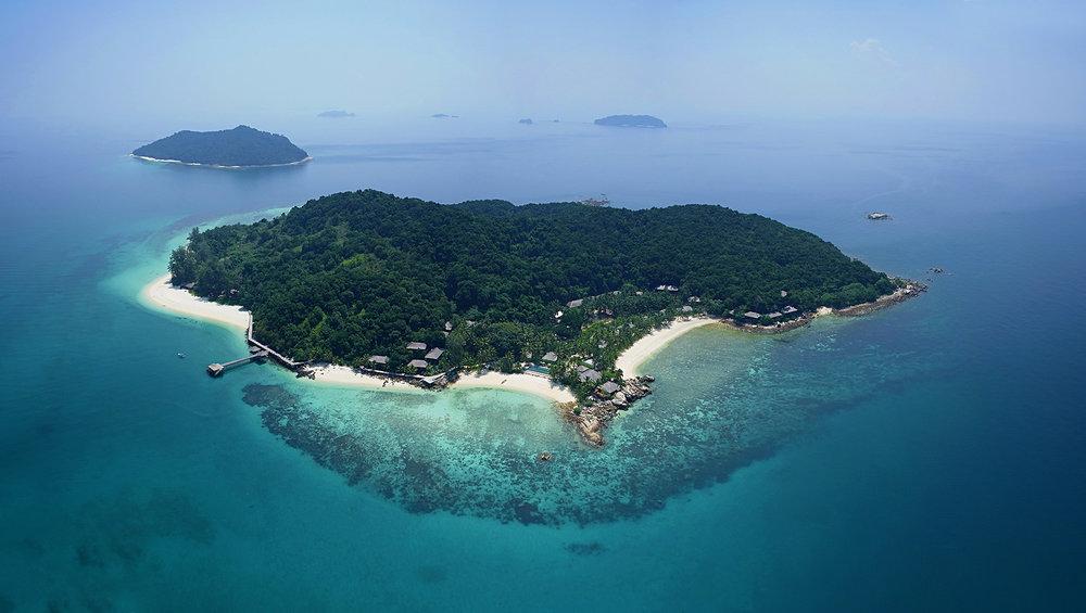 Charter the island -