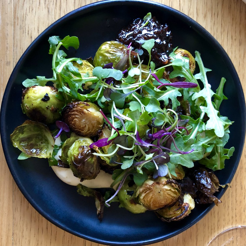 Brussels Sprouts at Stellina
