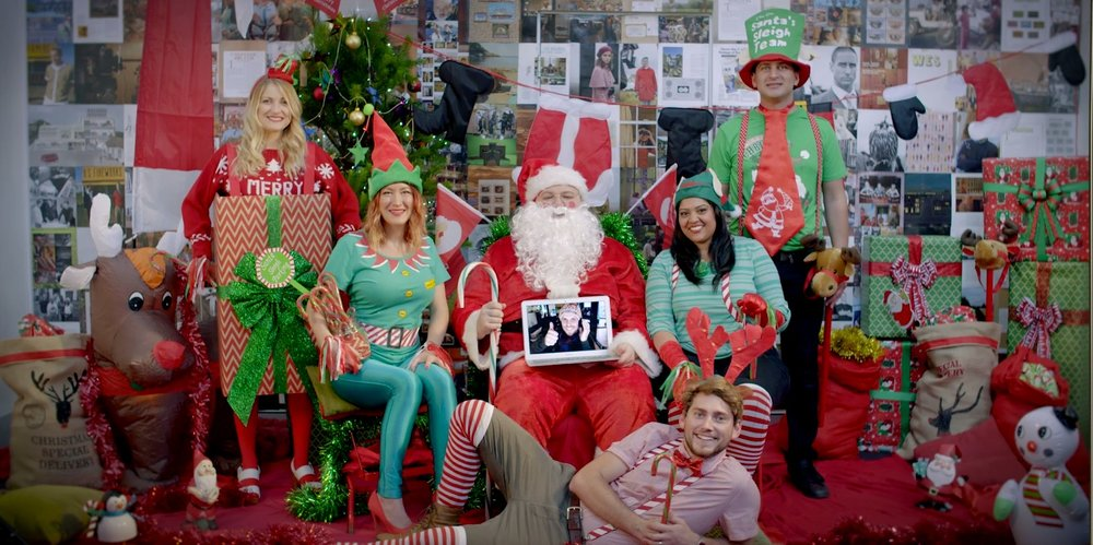 MERRY CHRISTMAS - Marketing Video
