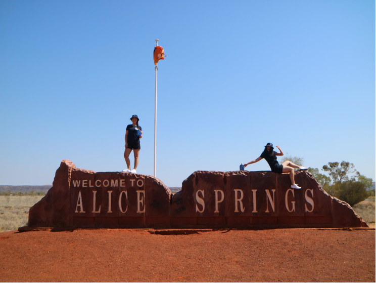 NIVEA Alice Springs