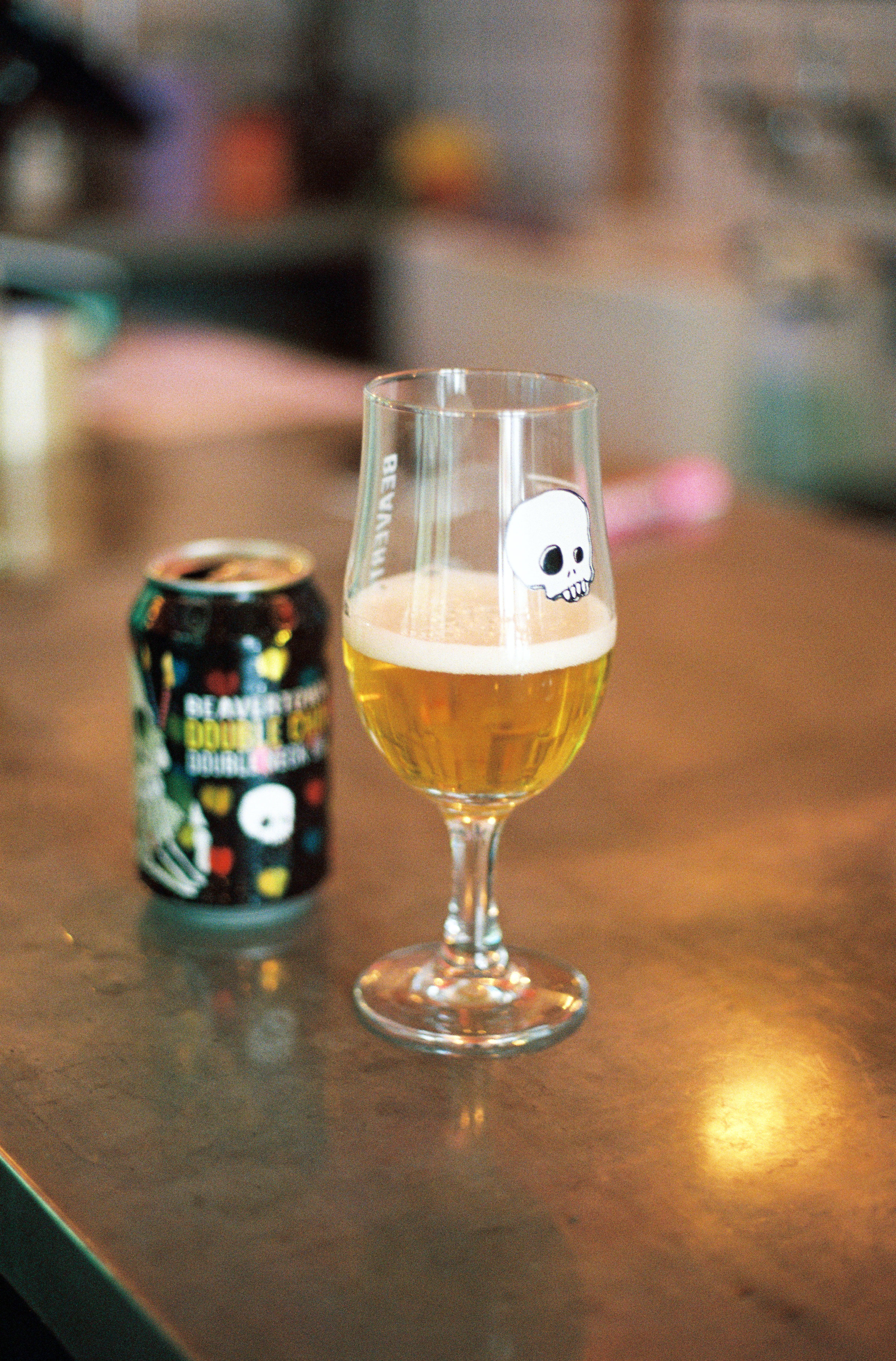 Beavertown  Beer Mat