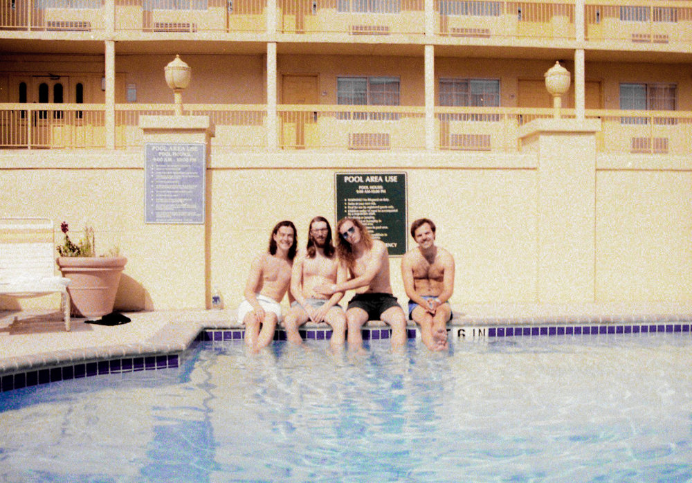 Interview With Peach Pit Guitar Solo Revival And The Vancouver