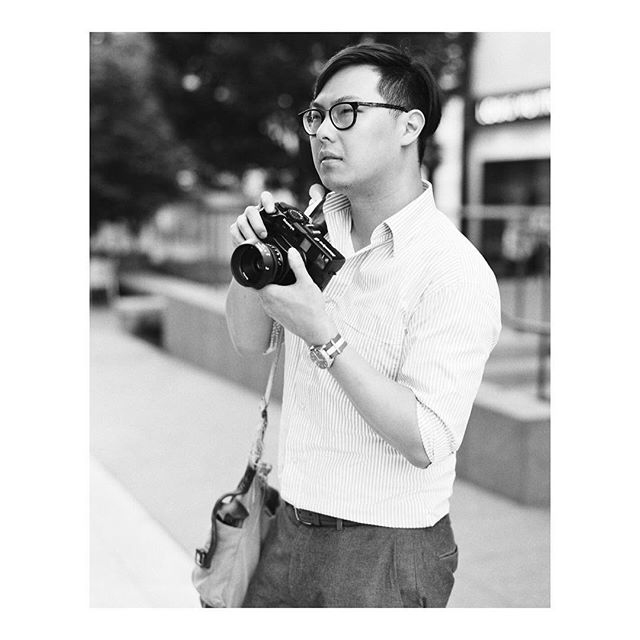 202filmcollective's co-founder Roger Yu (@ryugphoto) took some time out of his schedule to fill us in on what the @202filmcollective is all about, how it's changed him as a photographer, and what it means for the local DC community. Read the full article. Link in our bio. Film photography by @be_tn   Camera system: Contax 645 Film stock: @ilfordphoto HP5 #120