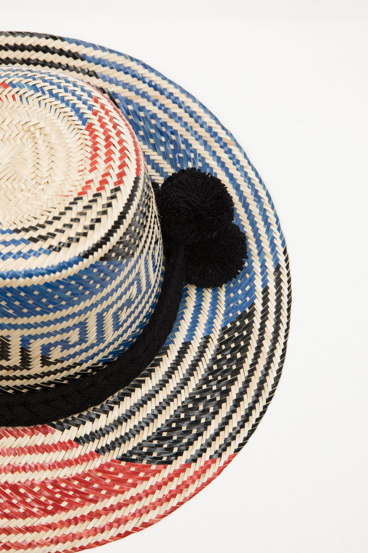 Wayuu hat -