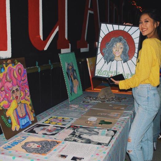 Phoebe San Miguel   Artist