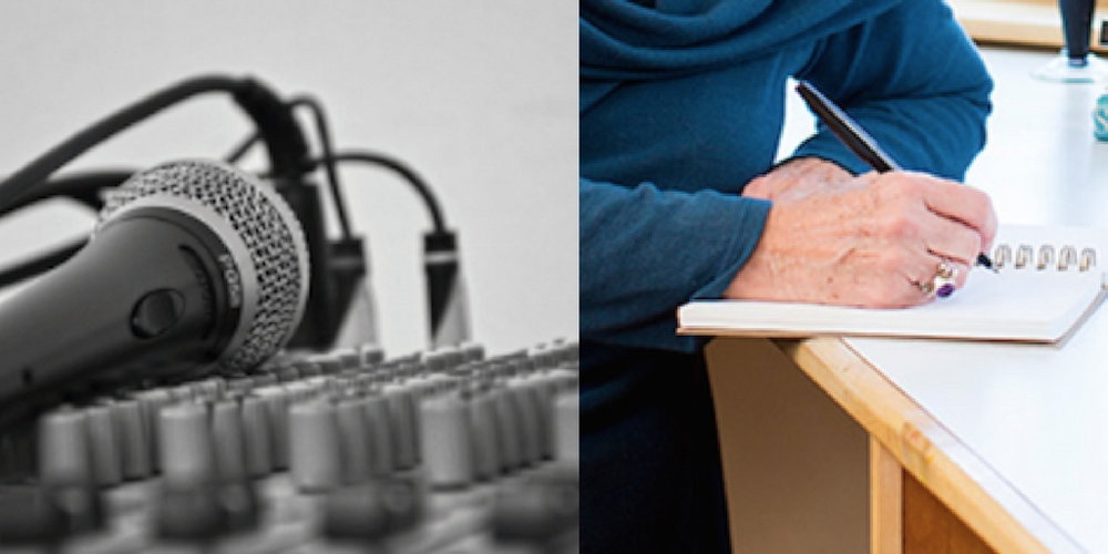 Podcasts, Radio & Publications   -