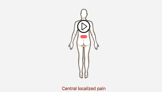 Lumbar strain/instabilities