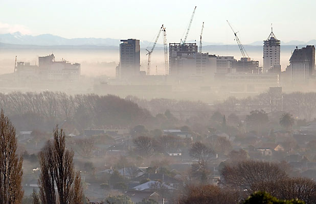 Improving air quality in Canterbury.   Using an insight based approach with strands of quantitative, qualitative research and market testing we developed effective annual air pollution behaviour change strategies over a three-year period from 2013-2016.