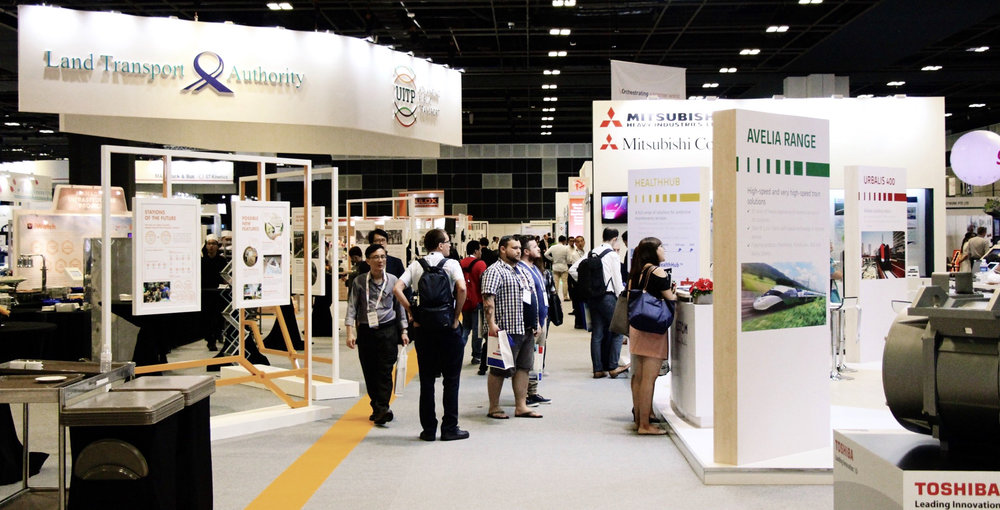 Singapore International Transport Congress and Exhibition (SITCE) 2016