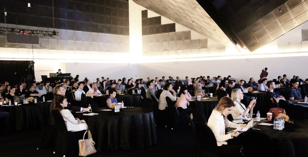 Delegates at Digital Matters Asia 2015