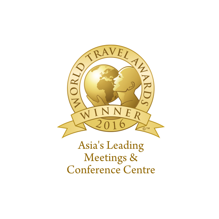 World Travel Awards 2016  Asia's Leading Meetings & Conference Centre