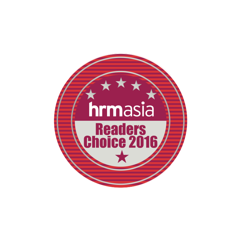 HRM Asia Readers' Choice Awards 2016  Best Corporate MICE Venue